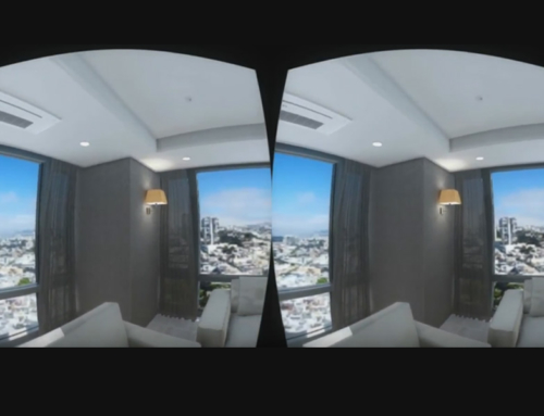 VR for apartment indoor tour
